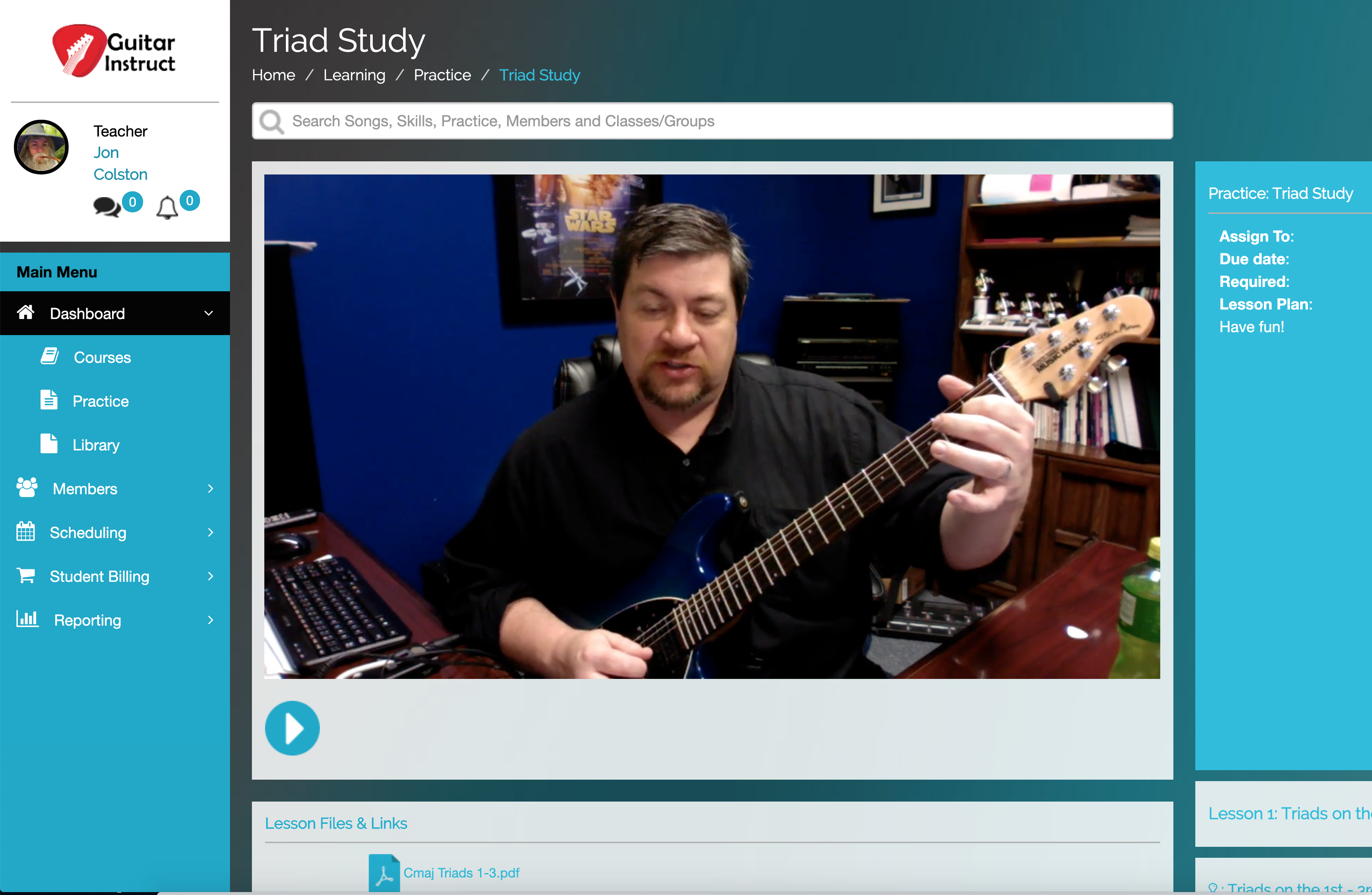 GuitarInstruct.com brand image